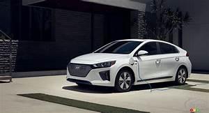 Future Voiture Hybride Rechargeable 2019 : hyundai ioniq lectrique plus 2018 l hybride branchable actualit s automobile auto123 ~ Medecine-chirurgie-esthetiques.com Avis de Voitures