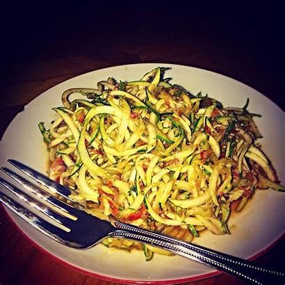 Raw Recipes Meal Zucchini Vegan Pepper Easy