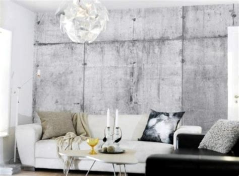 Unusual Wallpapers In Concrete Look