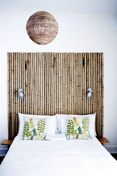 Bamboo Home Decor by 15 Awesome Bamboo Home Decor Ideas
