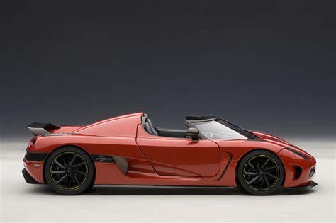 autoart koenigsegg one 1 autoart koenigsegg agera red 79007 in 1 18 scale