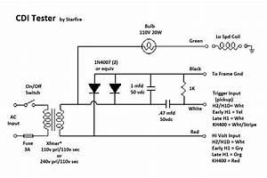 Cdi Tester Diagram
