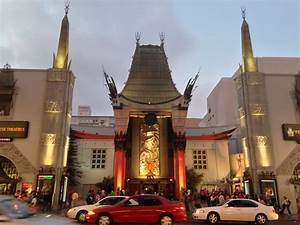 Walking on the Street of Dreams -- Hollywood Boulevard ...  Hollywood