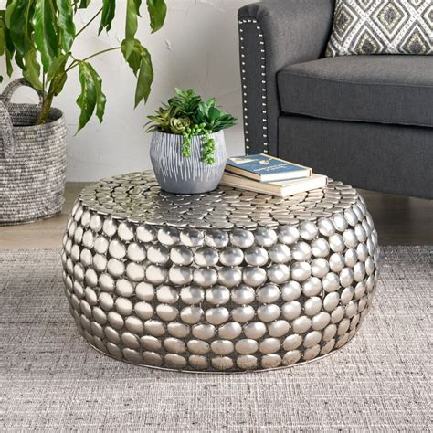 Shop world menagerie at birch lane for a classic selection and the best prices. World Menagerie Sweetwood Drum Coffee Table & Reviews | Wayfair