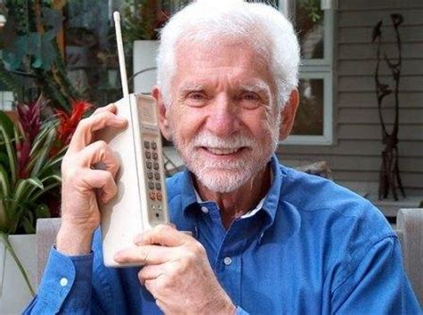 who created the cell phone who invented the cell phone cell phone inventor martin