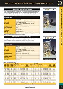 Pg Gland Chart Cmp A2 20ss Lsf Glands Kits For Unarmoured Cables