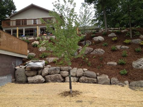 steep hill landscaping landscaping steep hill of a steep hill we sucessfully landscaped contact us today to find out
