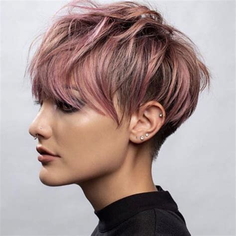 best pixie haircuts with bangs latesthairstylepedia com