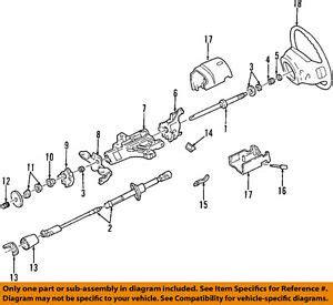 Ford Ranger Steering Column Ebay
