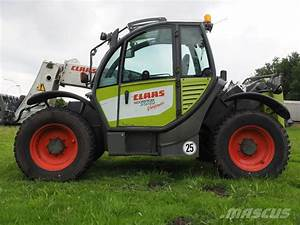 Used Claas Scorpion 7040 Telehandlers For Agriculture Year  2007 Price   28 940 For Sale