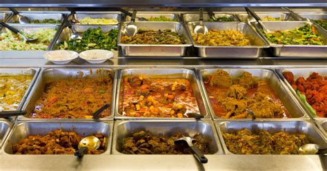 How The Taste Changes In The Nearest Chinese Buffet