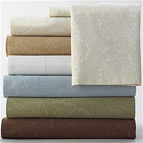 425tc American Living Paisley Wrinkle Free Sheets Softest sheets ever if you stick with