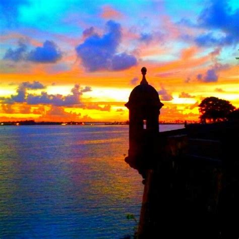 el morro puerto rico wrong shadows silhouettes