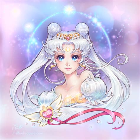 neo queen serenity mini poster  storenvy