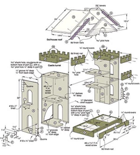 The design appears easy enough. How to Build Wooden Castle Plans PDF Plans