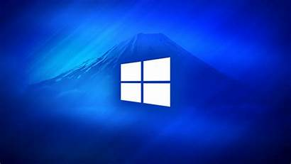 Windows System Operating Technology Fuji Mountain Wallpapers