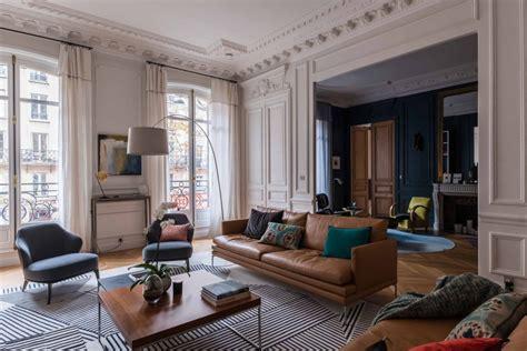 Apartments Decoration by D 233 Coration Appartement Parisien Comment Am 233 Nager