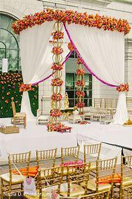 Indian Wedding Decorations Flowers