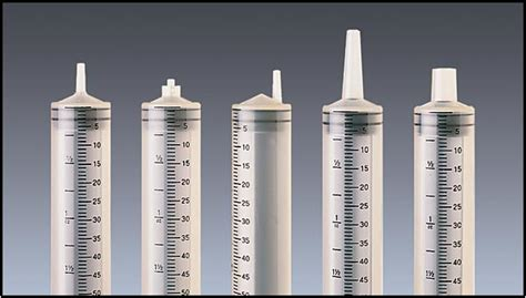 plastic syringes warner instruments