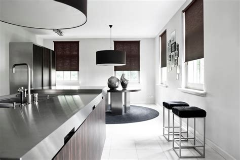 contemporary kitchen blinds new signature grasscloth roller shades contemporary 2466