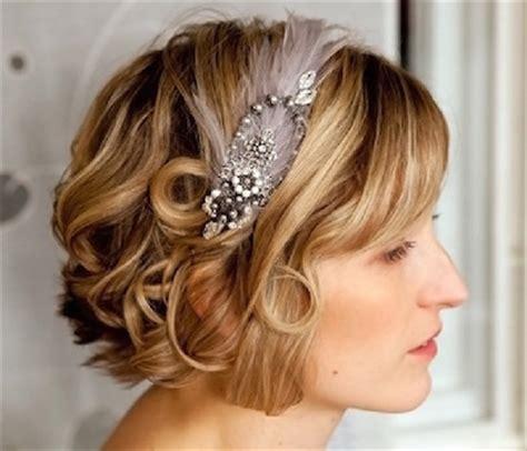 stunning wedding hairstyles  short hair popular