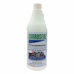 Corroseal Rust Converter Primer-82320 - The Home Depot