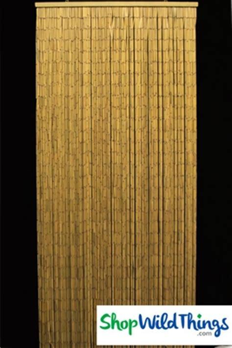 bamboo door curtains plain bamboo beaded curtain 125 strands