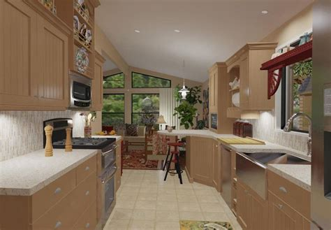 Interior Pictures Triple Wide Mobile Homes