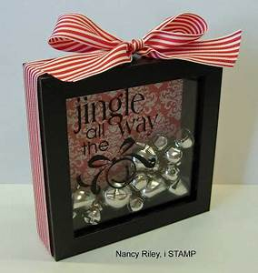 i STAMP by Nancy Riley HOMEMADE CHRISTMAS GIFTS