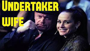 Undertaker wife and kids - YouTube