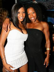 Regina King S Twin Sister Pictures to Pin on Pinterest ...