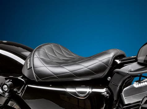 Harley Sportster Seats For Seventy-two Models By Lepera