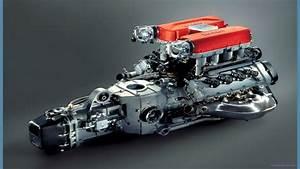 Ferrari Engine Wallpaper