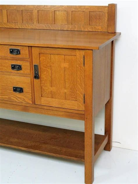 Sale Sideboards by Stickley Oak Sideboard For Sale At 1stdibs