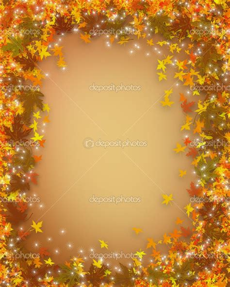 Backgrounds Borders by Stationery Thanksgiving Wallpaper Festival Collections