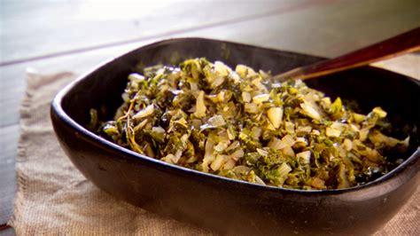 callaloo recipe video martha stewart
