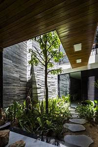 indoor water garden house plans Garden House / Ho Khue Architects | ArchDaily