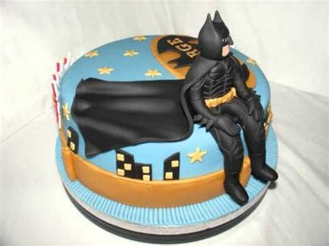 batman  dark knight fondant cake youtube