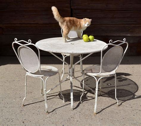 table ronde avec chaises best table de jardin ronde en fer gifi ideas awesome