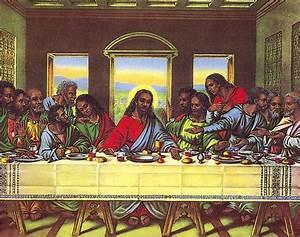 Last Supper-Black art | Artspiration: Black Jesus | Pinterest