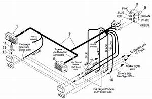 Diagram  Saber Lights Wiring Diagram Meyer Snow Plow Full