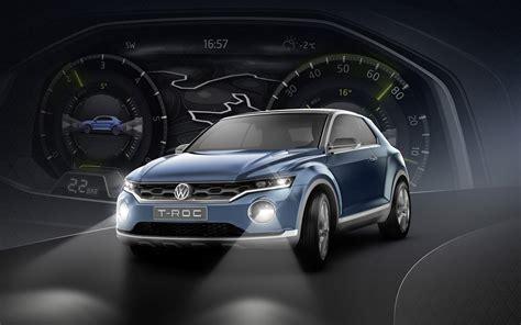 volkswagen  roc concept  wallpaper hd car