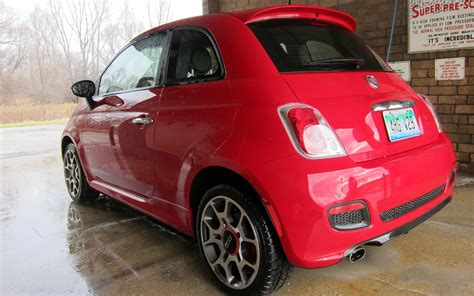Who Makes Fiat 500 by 2012 Fiat 500 Sport Four Seasons Update March 2012