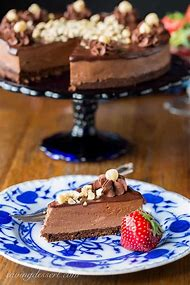 Chocolate Hazelnut Mousse Cake Recipe