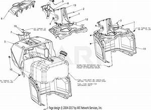 Troy Bilt Tb42  13a8a1ks066   2016  Parts Diagram For Dash
