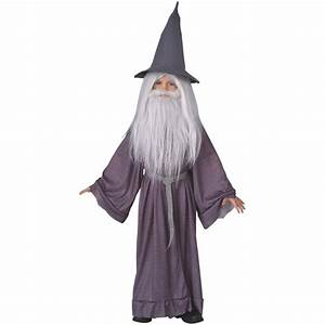 Gandalf the Grey Wizard Costume