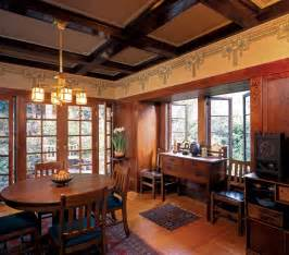 arts and crafts style homes interior design wallpaper for arts crafts homes house house