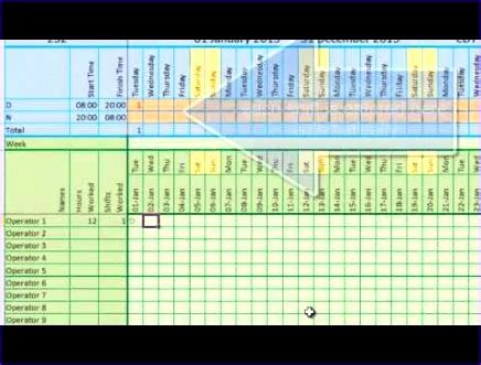 schedule excel template excel templates excel templates