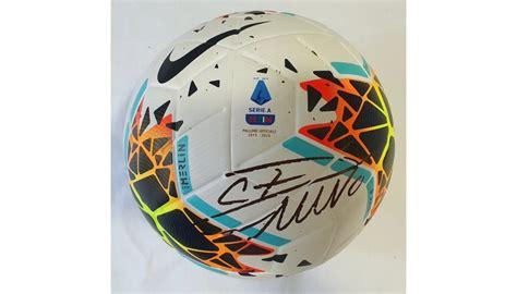 Pallone Match-Ball Napoli-Juventus Coppa Italia 2020 ...