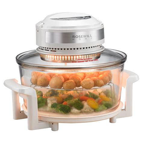 fryer air less oil deep electric cooker 12l cook healthy speed